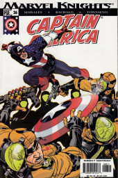 Captain America (2002) -26- The bucky issue