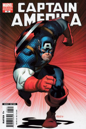 Captain America (2005) -25vc- The Death of the Dream: Part One