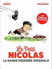 Le petit Nicolas -0FL- La bande dessinée originale