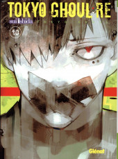 Tokyo Ghoul:RE -10- Tome 10