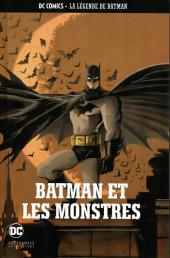 DC Comics - La légende de Batman -125- Batman et les monstres