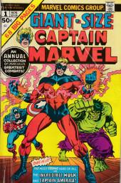 Giant-Size Captain Marvel (1975) -1- Giant-Size Captain Marvel #1