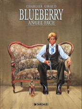 Blueberry -17c98- Angel face