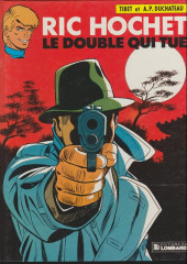 Ric Hochet -40a85- Le double qui tue