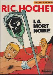 Ric Hochet -35a85'- La Mort noire