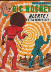 Ric Hochet -22a86- Alerte ! Extra-terrestres !