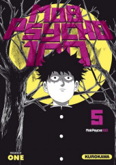 Mob Psycho 100 -5- Tome 5