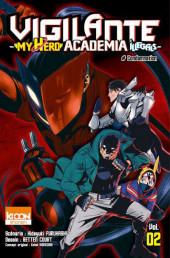 Vigilante - My Hero Academia Illegals -2- Condamnation