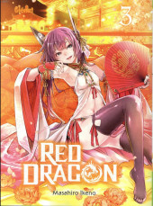 Red Dragon -3- Tome 3