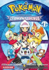 Pokémon Diamant & Perle/Platine -1- Tome 1