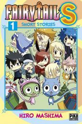 Fairy Tail S - short stories -1- Tome 1