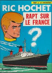 Ric Hochet -6a85- Rapt sur le France