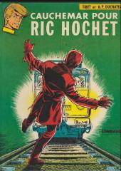 Ric Hochet -11a78''- Cauchemar pour Ric Hochet