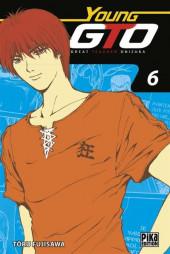 Young GTO - Shonan Junaï Gumi (Volume Double) -6- Tome 6