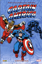 Captain America (L'intégrale) -8- L'intégrale 1974