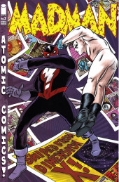 Madman Atomic Comics (2007) -3- Swiped From Dimension X!