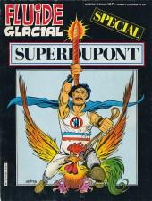 SuperDupont -HS1- Fluide Glacial spécial SuperDupont