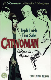 Catwoman: When in Rome (2004) -2- Tuesday