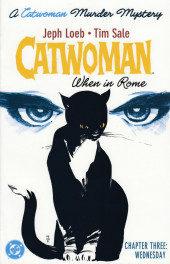 Catwoman: When in Rome (2004) -3- Wednesday