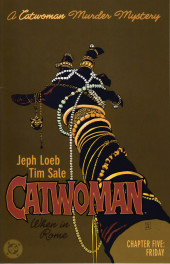 Catwoman: When in Rome (2004) -5- Friday