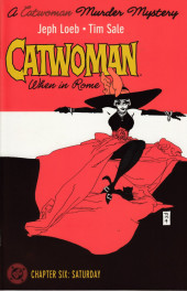 Catwoman: When in Rome (2004) -6- Saturday