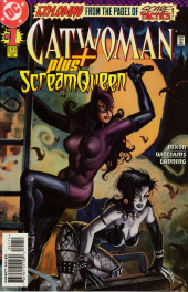 Catwoman plus screamqueen -1- Undead and loving it