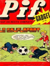 Pif (Gadget) -194- Le souflofoot