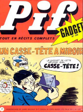 Pif (Gadget) -196- Un casse-tête à miroir