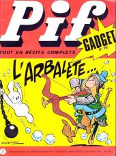Pif (Gadget) -197- L'arbalète