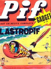 Pif (Gadget) -178- L'astropif