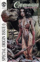 Cavewoman: Pangaean sea (1999) -0- Cavewoman: Pangaean sea Special origin issue 0