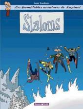 Lapinot (Les formidables aventures de) -2b05- Slaloms