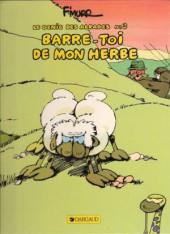 Le génie des Alpages -3b84- Barre-toi de mon herbe