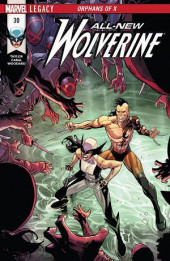 All-New Wolverine (2016) -30- Orphans of X: Part 6
