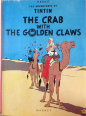 Tintin (The Adventures of) -9c1988- The Crab with the Golden Claws