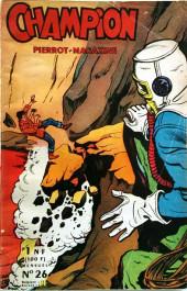 CHAMPION Pierrot-Magazine -26- Une chaude affaire !