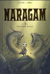 Naragam -3- Dans l'ombre de Geön