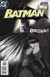 Batman Vol.1 (DC Comics - 1940) -634- War Games, Epilogue: Decompression