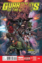 Guardians of the Galaxy (2013) -14- Issue 14