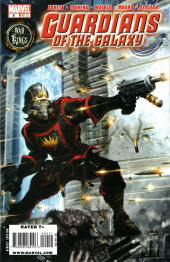Guardians of the Galaxy (2008) -9- Issue 9