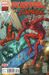 Deadpool Vs Carnage (2014) -2- Issue 2
