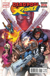 Deadpool Vs X-Force (2014) -1- Issue 1