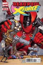 Deadpool Vs X-Force (2014) -2- Issue 2