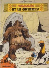 Yakari -5b91- Yakari et le grizzly