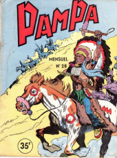 Pampa (Lug - 1re série) -28- Bull Rockett : Le F.B.I. ordonne