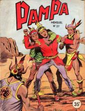 Pampa (Lug - 1re série) -27- Bull Rockett : Poker d'as - 2