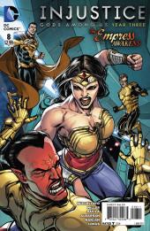 Injustice: Gods Among Us : Year Three (2014) -8- The Empress Awakens