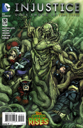 Injustice: Gods Among Us : Year Three (2014) -10- The Green Rises