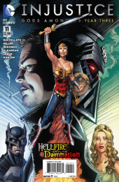 Injustice: Gods Among Us : Year Three (2014) -11- Hellfire and Damnation