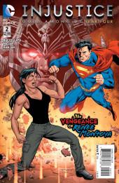 Injustice: Gods Among Us : Year Four (2015) -2- The Vengeance of Renee Montoya